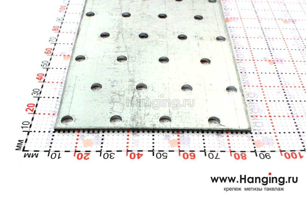 Ширина уголка разностороннего 200х40х80х2