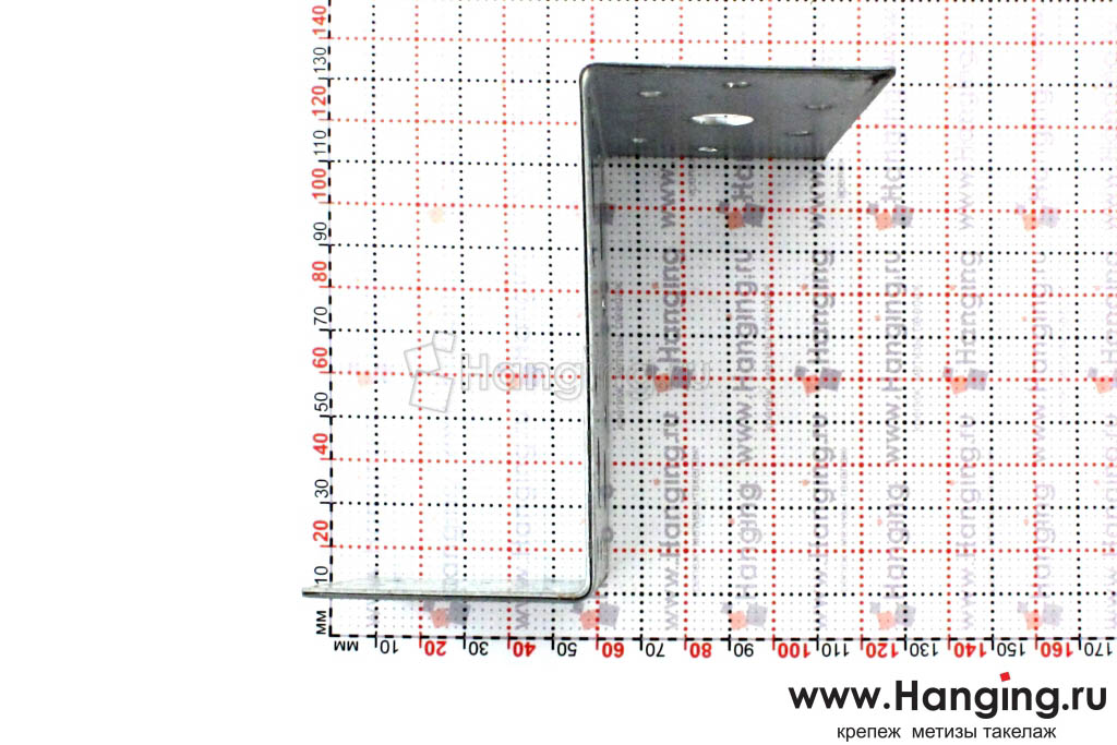 Размеры уголка монтажного z-образного 105х55х90