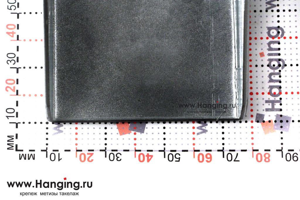 Опора под брус до 64-65 мм высотой 128 мм
