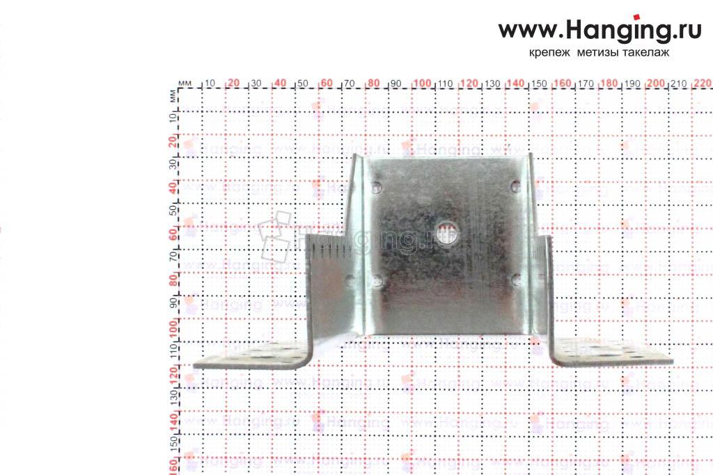 Опора для бруса и балки 75х150 мм
