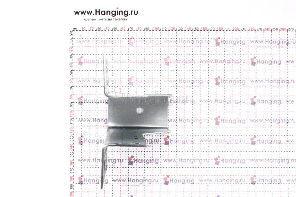 Размеры основания опоры бруса 40х170