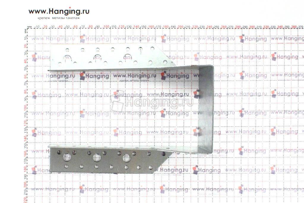 Размеры опоры для бруса 100*200 мм