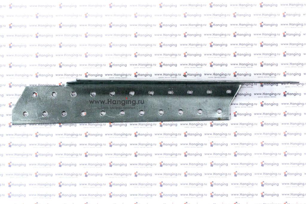Правый держатель для балки 290*40 мм