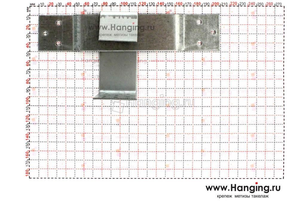 Характеристики и фото опоры для стропил 120х90х40