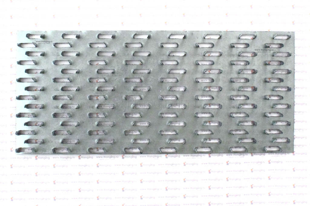 Шипованная пластина 89х203х1