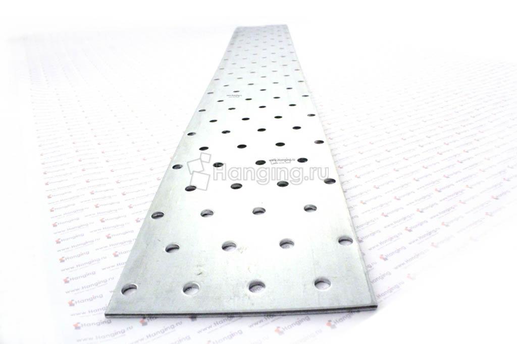 Пластина крепежная 80*600 миллиметров мм