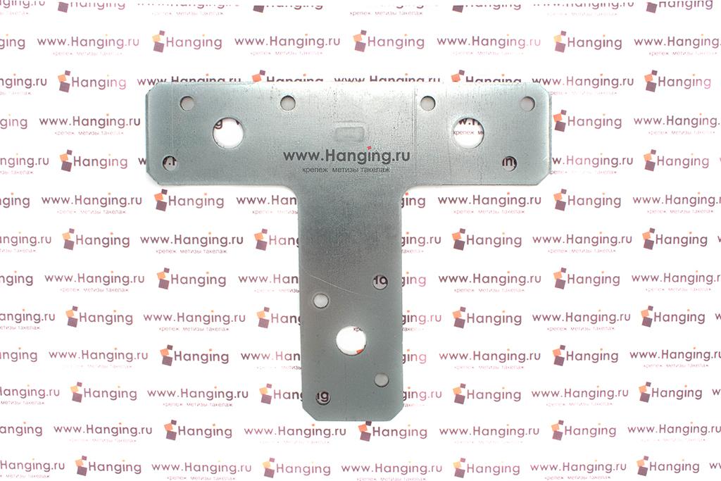 Крепежная Т-образная пластина 135х135х35х2