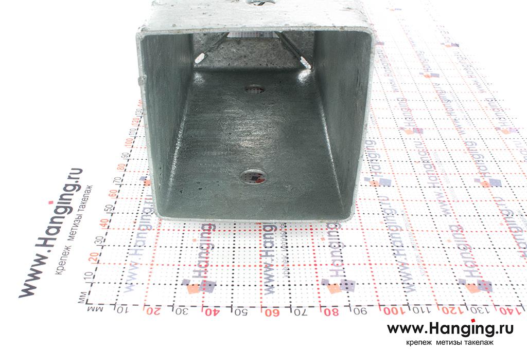 Размеры стакана забивного основания 750х150х71