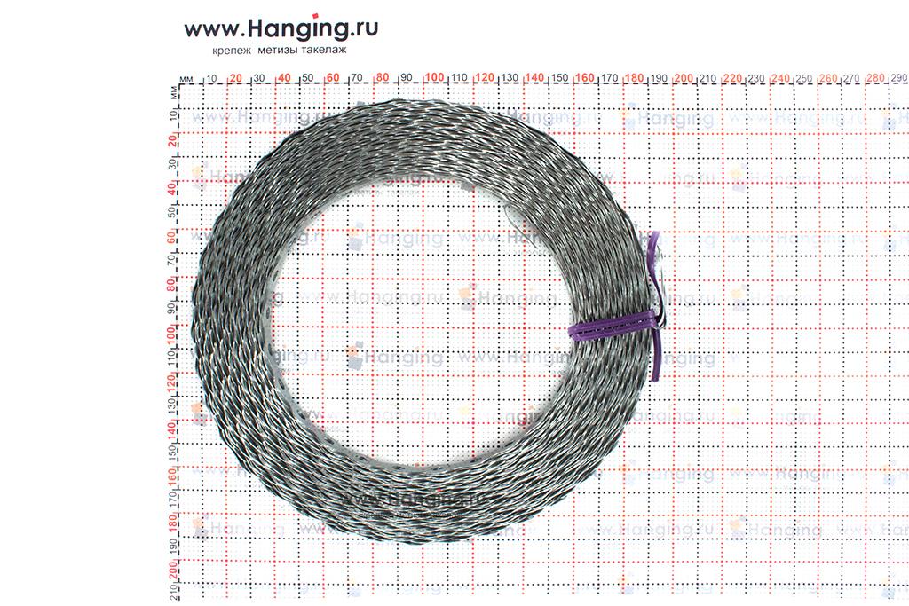 Размеры ленты перфорированной волнистой 12x0,5 (25 метров)