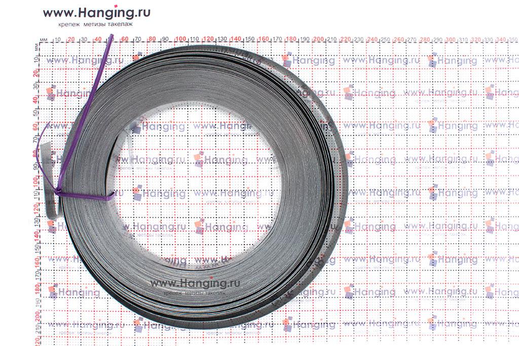 Размеры ленты упаковочной 20x0,5 (30 метров)