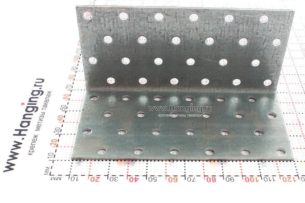 Сторона равностороннего уголка 60х60х120х2