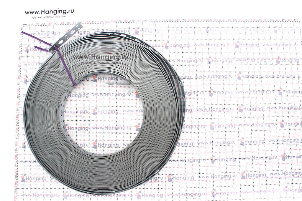 Размеры ленты перфорированной 25 м