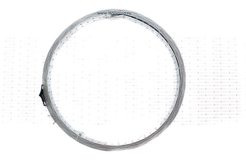 Монтажная перфорированная стальная лента 30*2 мм