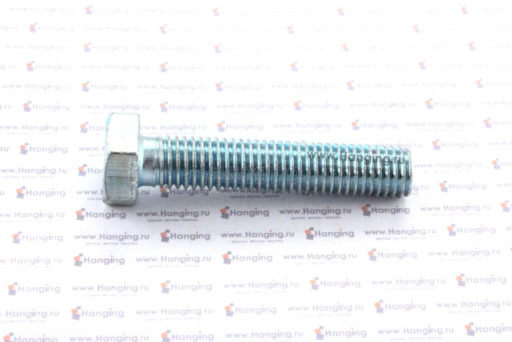 Болт DIN 933 М12х60 5.8