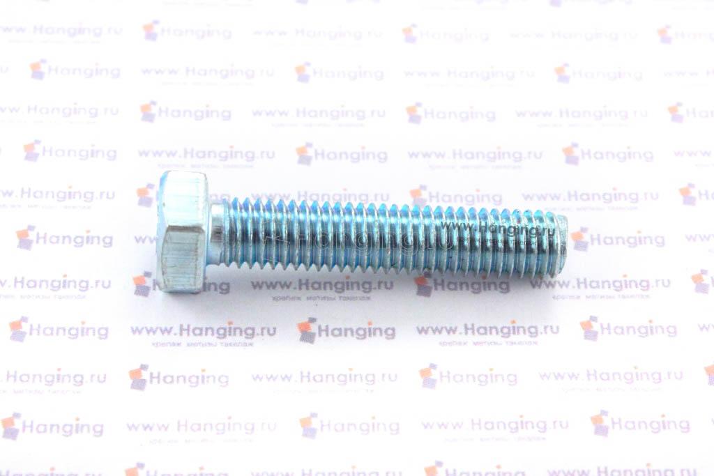 Болт DIN 933 8.8 М8*40 цинк