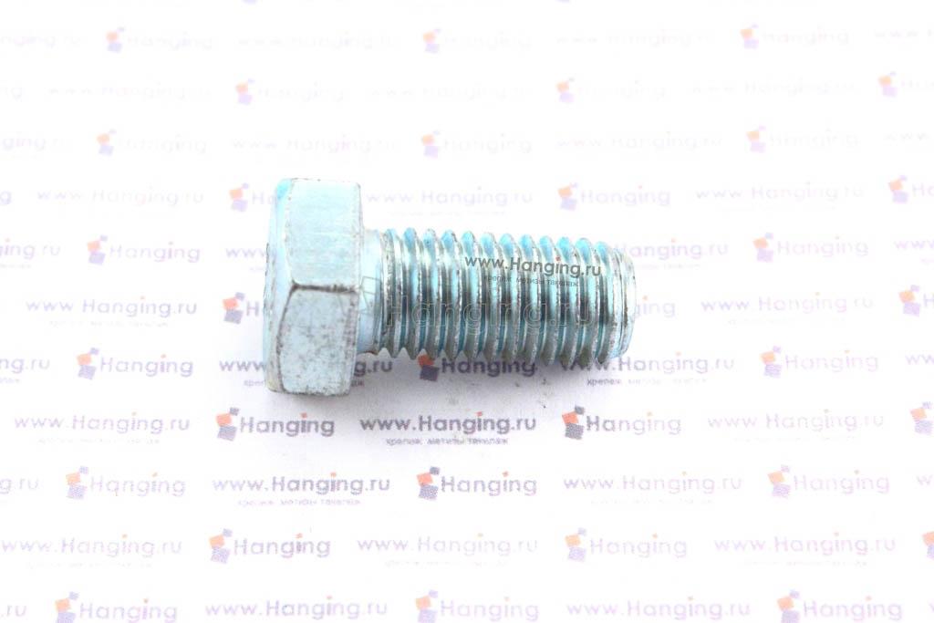 Болт DIN 933 8.8 М12*25 цинк