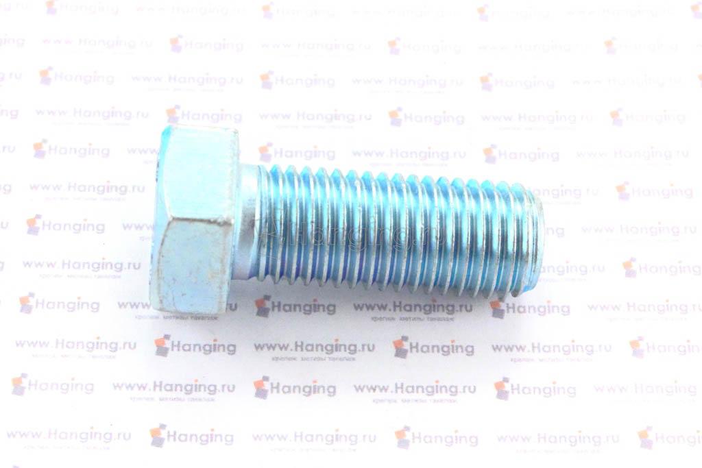Болт DIN 933 8.8 М16*40 цинк