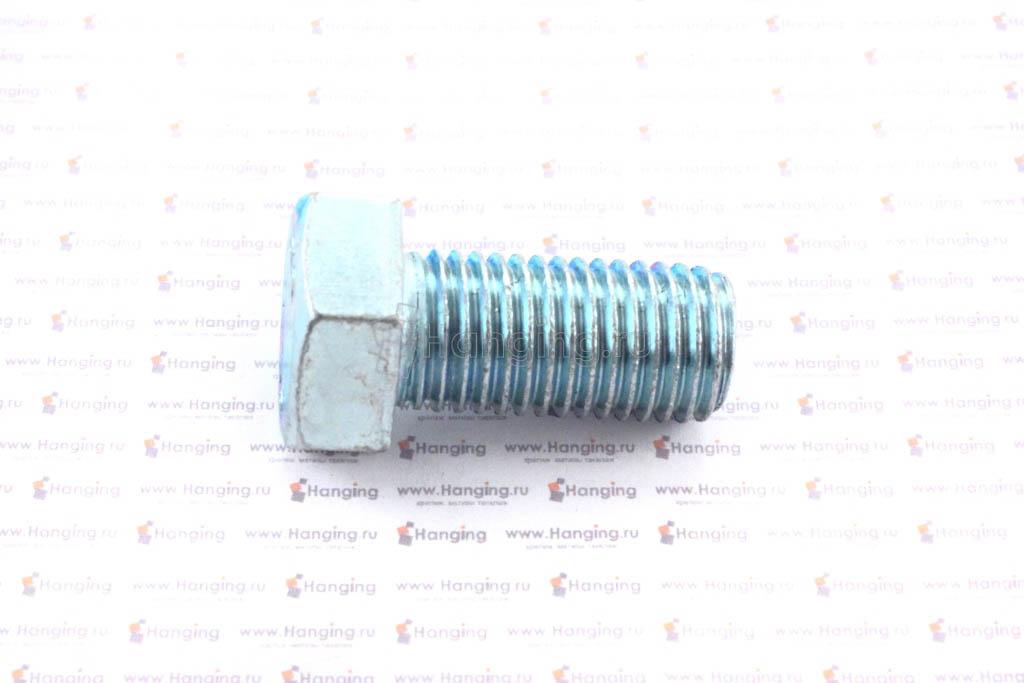 Болт DIN 933 8.8 М20*40 цинк