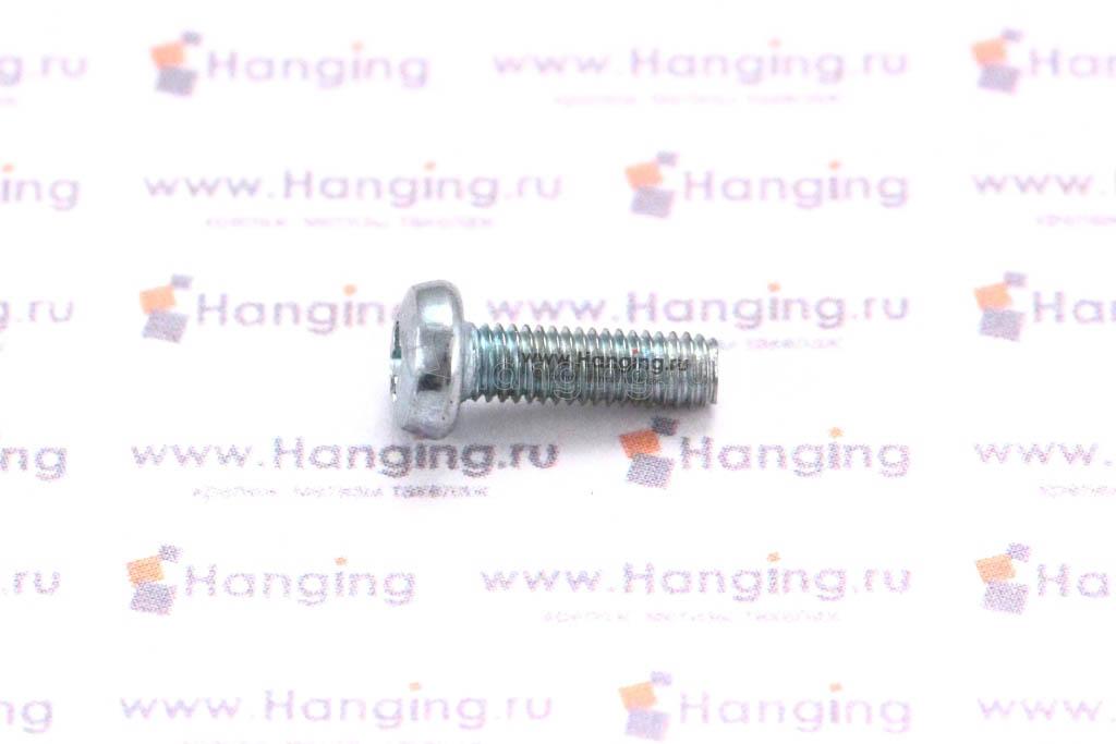 Винт DIN 7985 М3х8 цинк