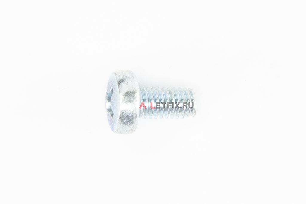 Винт DIN 7985 М6х12 цинк