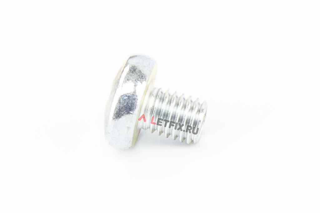 Головка винта цинк М8х10 с полусферической головкой
