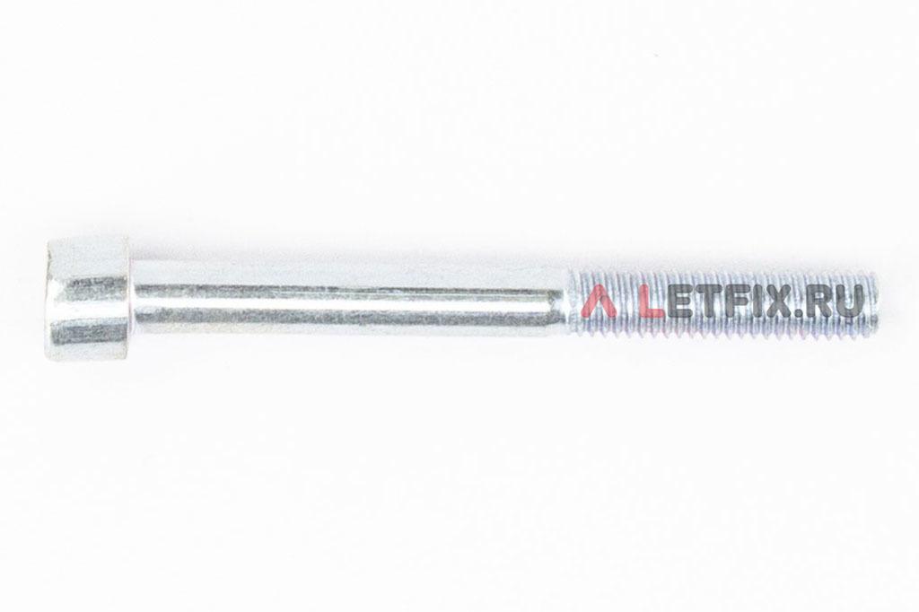 Болт М6х60 оцинкованный с шестигранником класса прочности 8.8 DIN 912