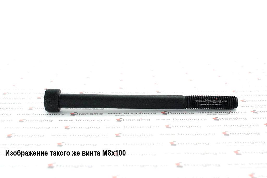 Винт М10х20 с внутренним шестигранником, без покрытия, кл. пр. 12.9, DIN 912