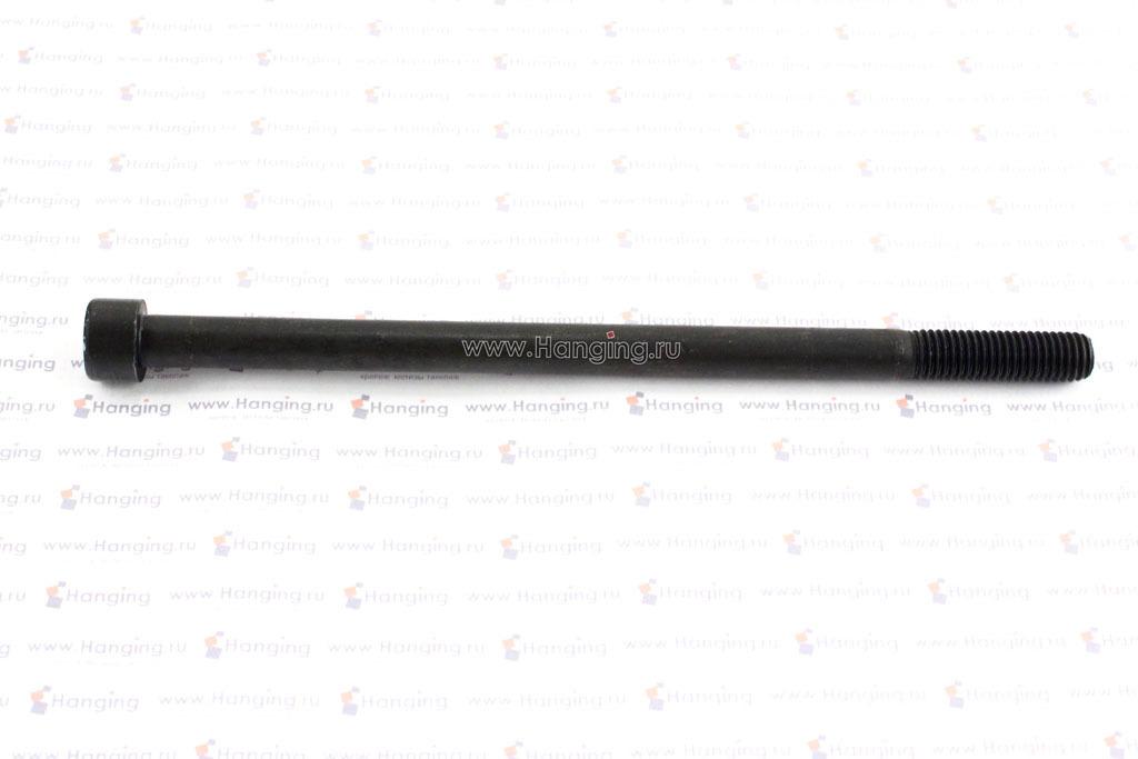 Винт М10х180 с внутренним шестигранником, без покрытия, кл. пр. 12.9, DIN 912