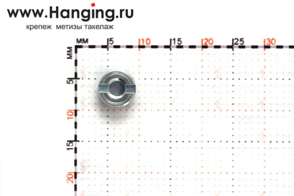 Диаметр оцинкованной гайки DIN 546 ГОСТ 10657-80 М3