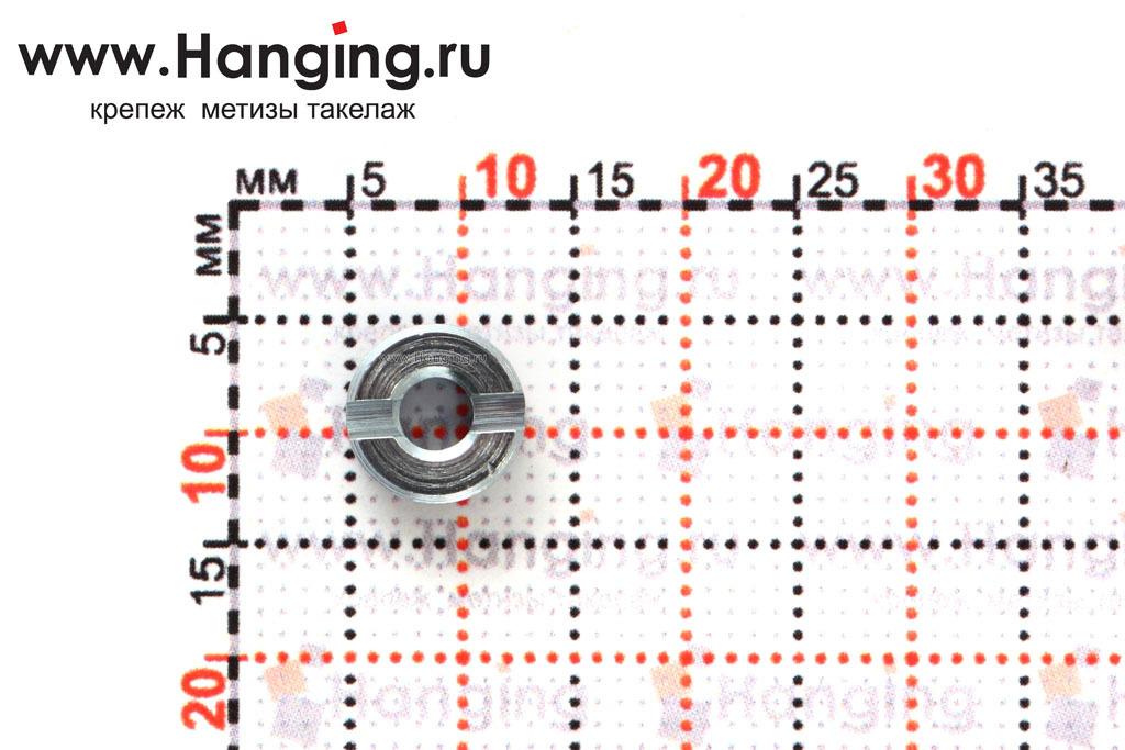 Диаметр оцинкованной гайки DIN 546 ГОСТ 10657-80 М4