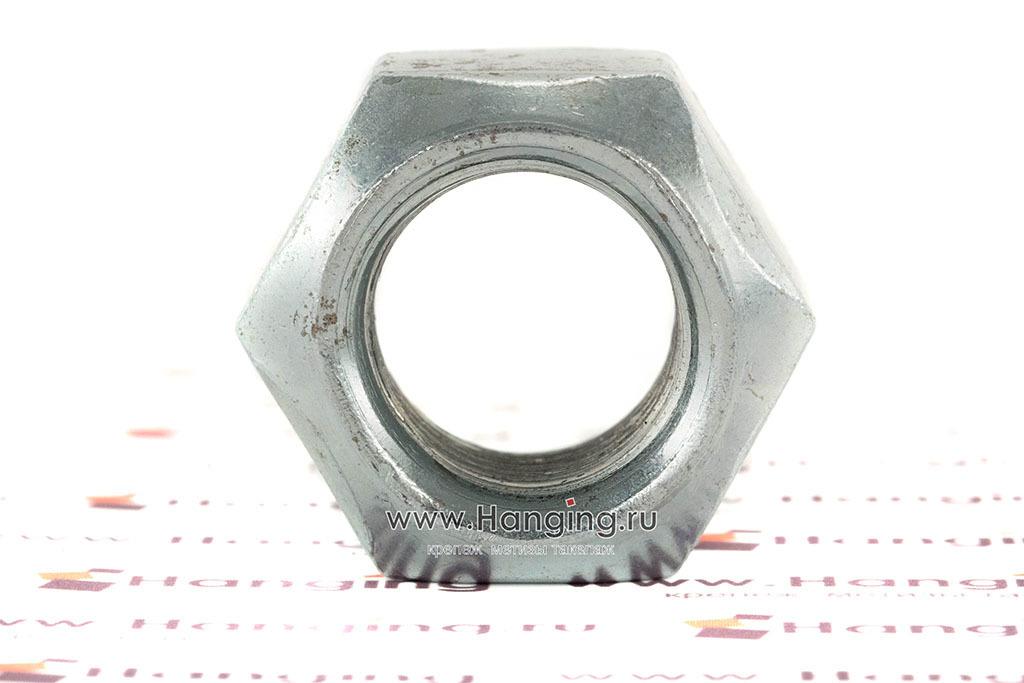 Гайка шестигранная самоконтрящаяся М20 DIN 980, кл. пр. 8