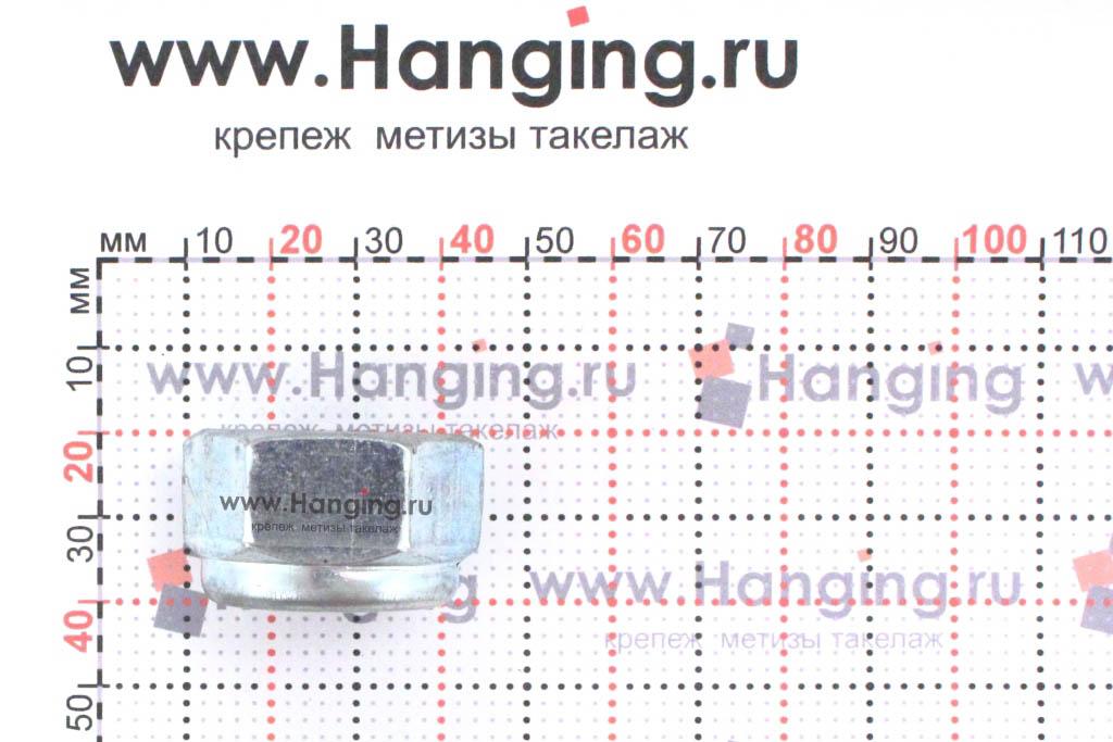 Высота гайки DIN 985 М20