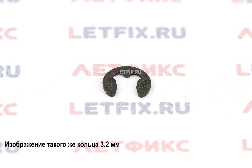 Шайба упорная быстросъемная 0.8 мм DIN 6799