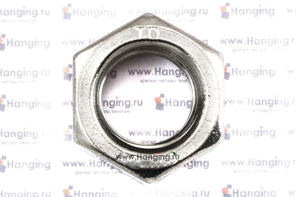 Гайка нержавеющая сталь А4 М20