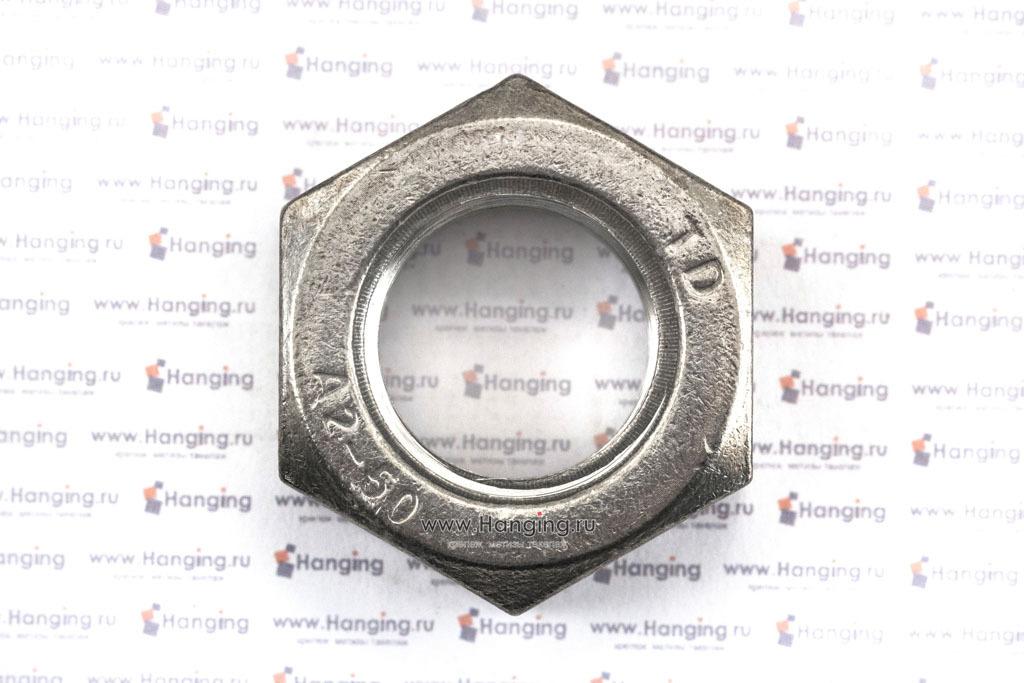 Гайка нержавеющая сталь А2 М30