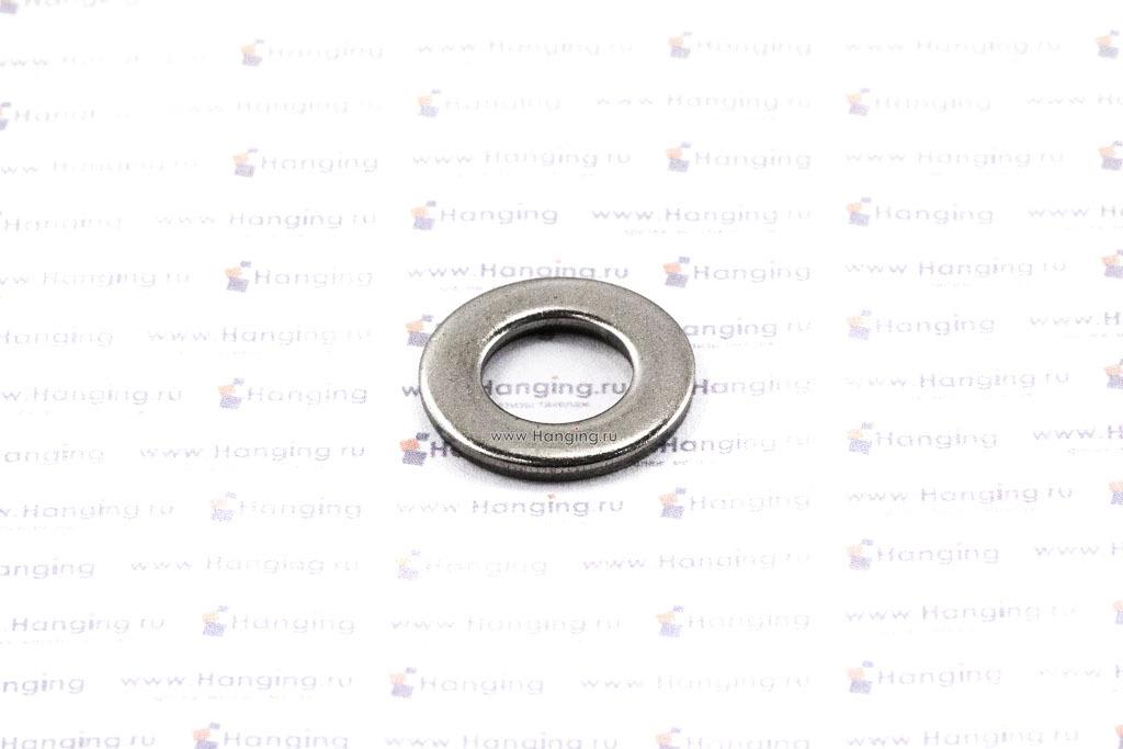 Шайба М10 плоская из нержавеющей стали А4 DIN 125