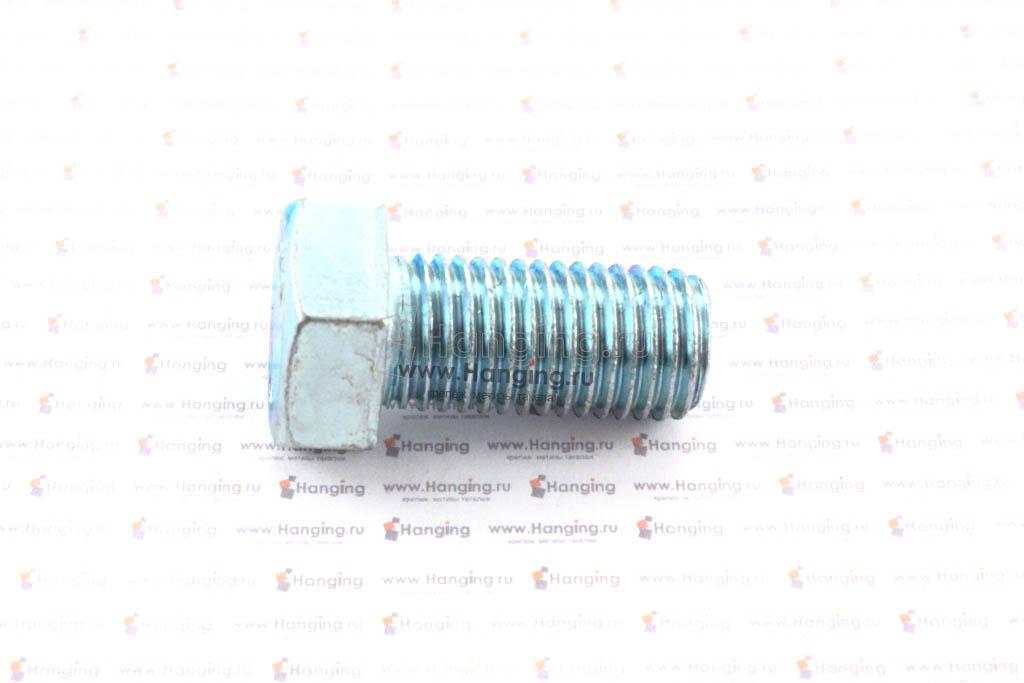 Болт оцинкованный с полной резьбой 4.8 М20х40