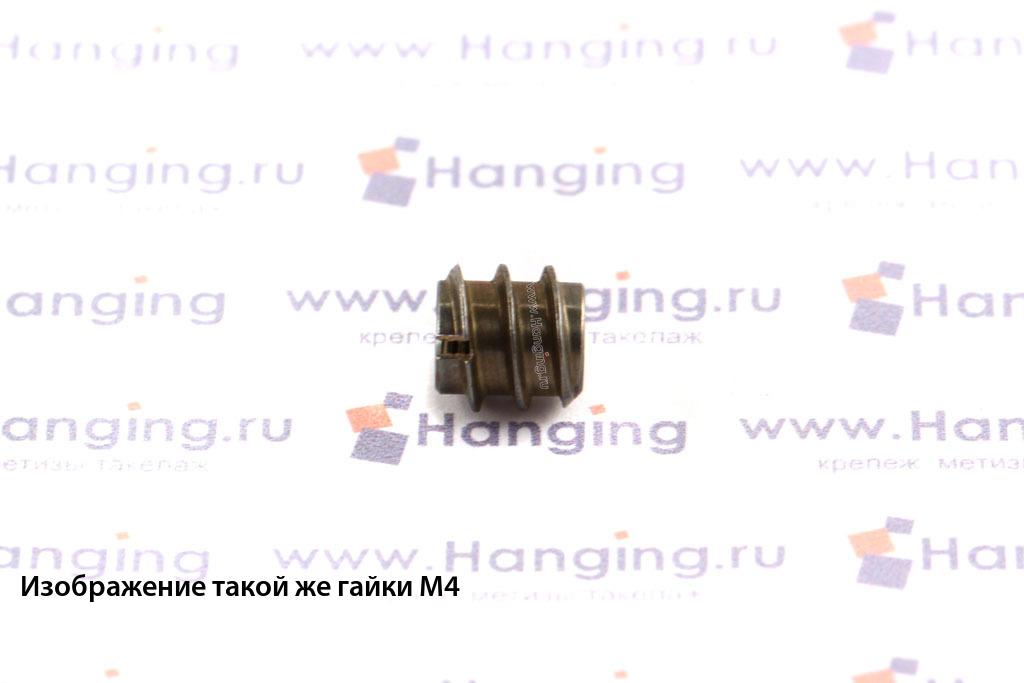Муфта мебельная М6 DIN 7965