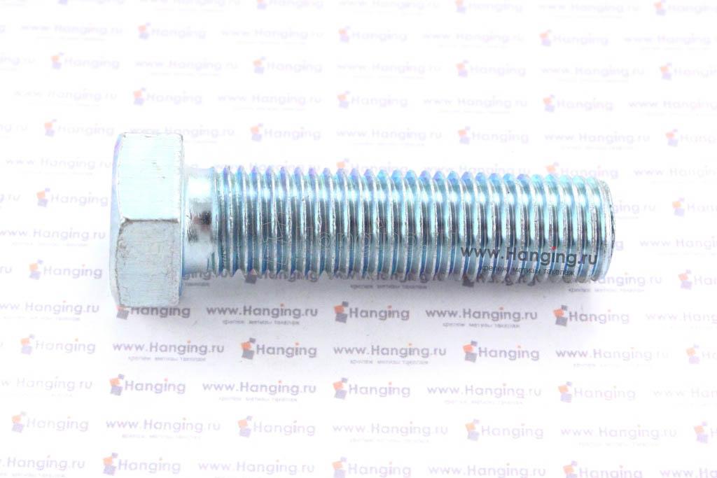 Болт DIN 933 М16х60 5.8