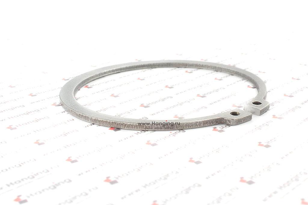 Кольца 90х3 стопорные наружные нержавеющее А2 DIN 471