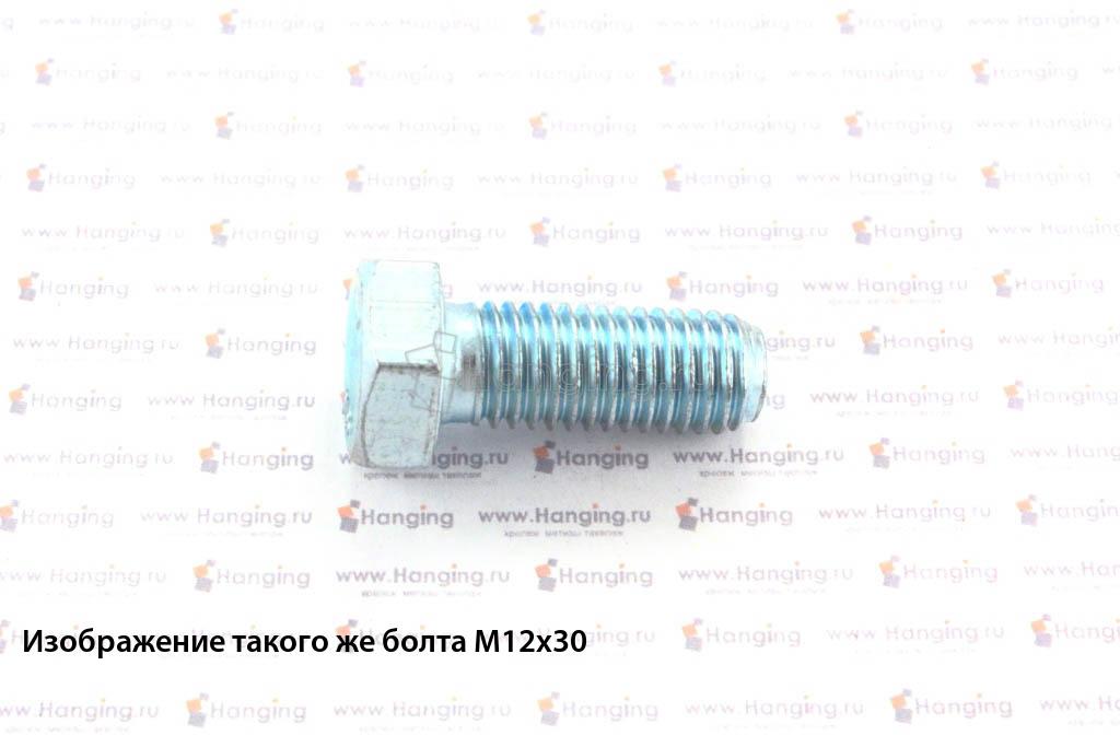 Болт DIN 933 М12х35 5.8