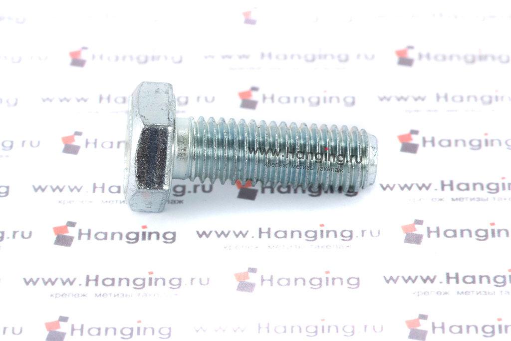 Болт DIN 933 М10х30 5.8