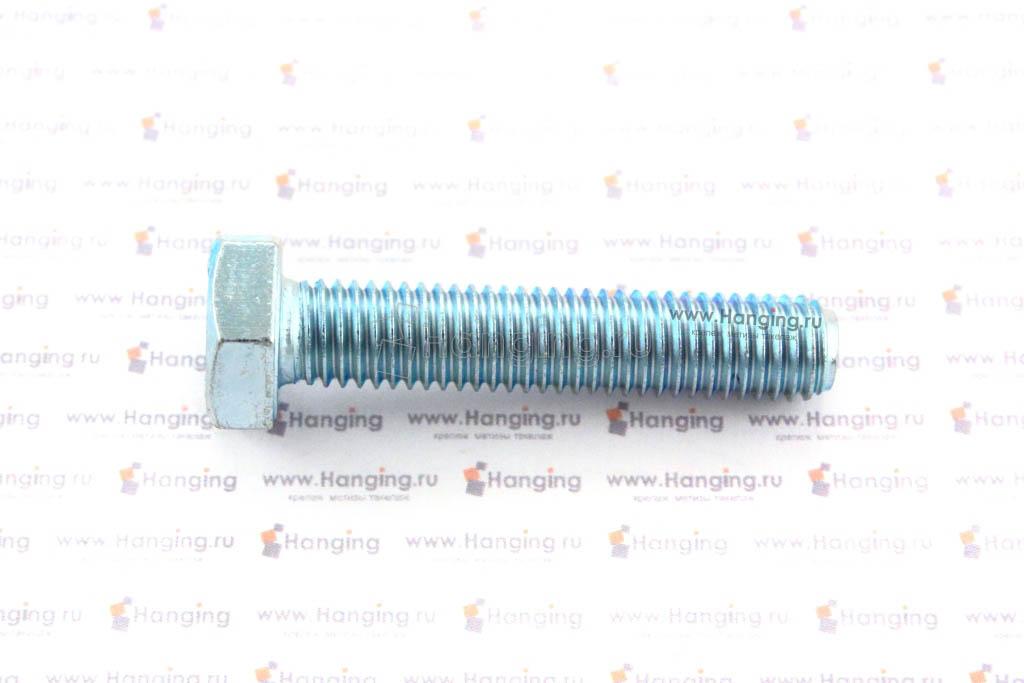 Болт DIN 933 М10х50 5.8