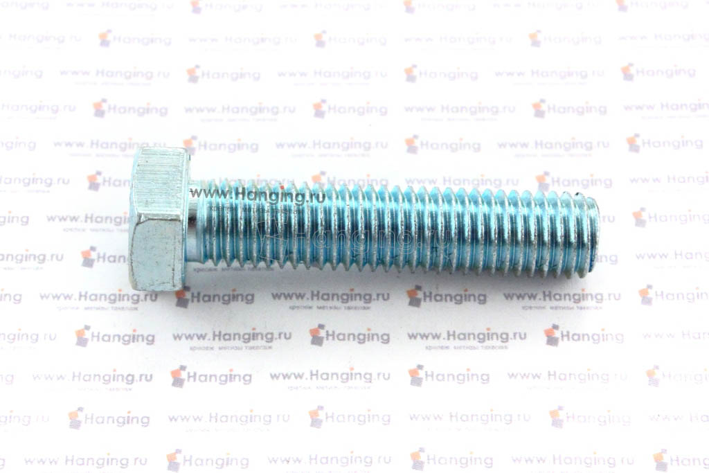 Болт DIN 933 М12х55 5.8