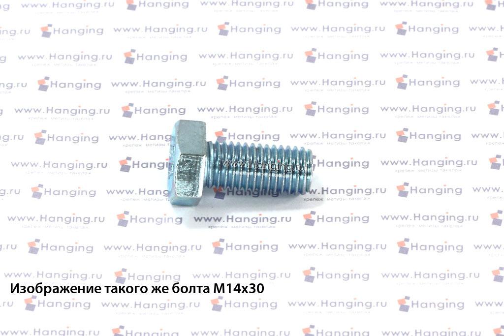 Болт DIN 933 М14х65 5.8
