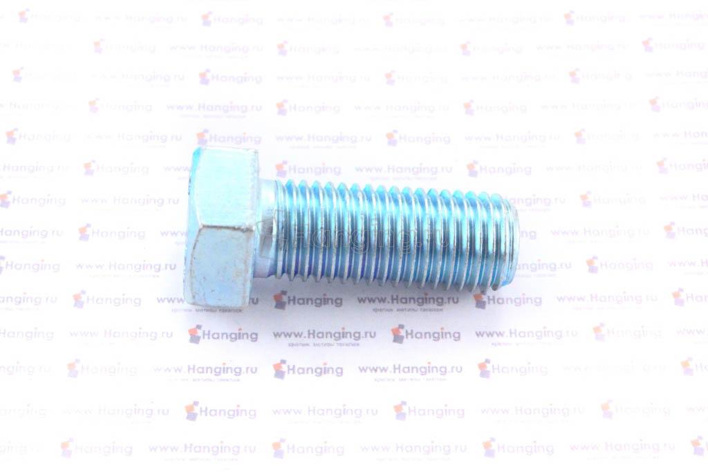 Болт DIN 933 М16х40 5.8