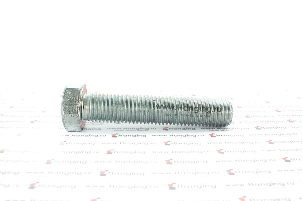 Болт DIN 933 М16х80 5.8