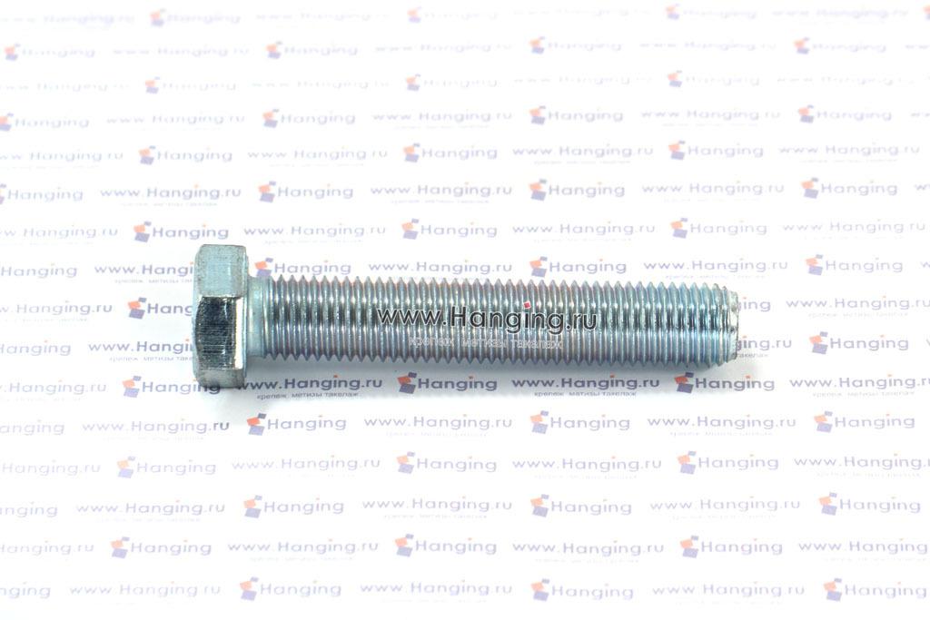 Болт DIN 933 М16х90 5.8