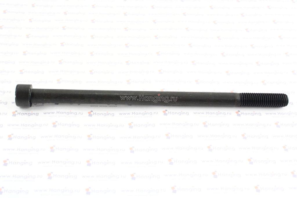 Болт М10х180 с внутренним шестигранником, без покрытия, кл. пр. 10.9, DIN 912