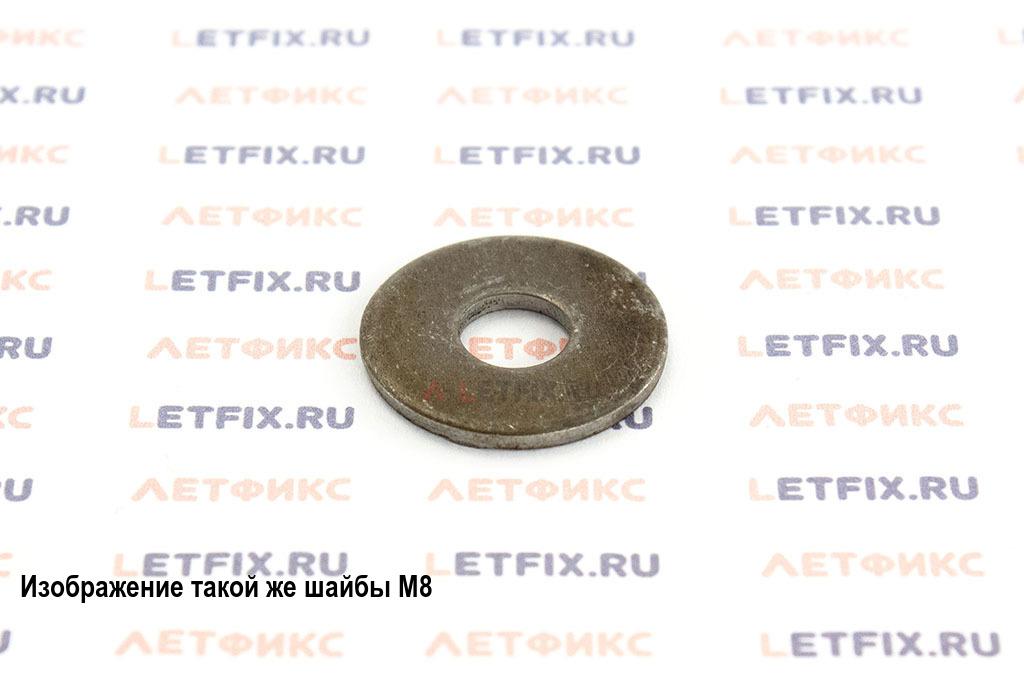 Шайба плоская увеличенная М22 DIN 9021 и ГОСТ ISO 7093-1-2016